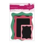 Papermania Chalkboard Frame (3pcs)