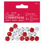 Jingle Bells Red & White PM 20pk