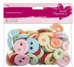 Papermania Assorted Vintage Buttons