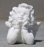 Powertex Figurine Angel Camaël