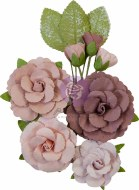 Prima Marketing Sharon Ziv Flowers Mystic Roses