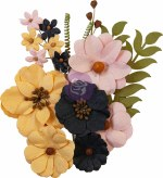 Prima Marketing Thirty One Flowers All Hallows Eve