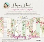 Paper Pk 6x6 LC Raspberry