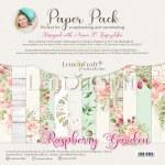 Paper Pk 12x12 LC Raspberry