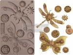 Re Design With Prima Mechanical Insectica 5x8 Inch Mould