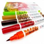 Ecoline Brush Pens Autumn 5pk