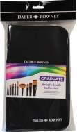 Graduate Brush Wallet SH 10pk