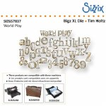 Sizzix Bigz XL Word Play^