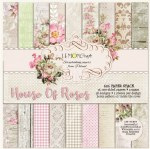 Paper Pk 6x6 House Of Roses