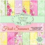 Paper Pk 12x12 LC Fresh Summer