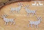 Chipboard Nordic Sweater Deers