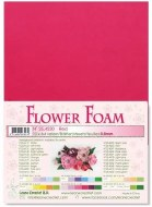 Flower Foam Red