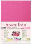 Flower Foam Bright Pink