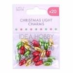Charms Christmas Lights 20pk