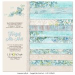 Paper Pk 12x12 LC Forget Me Not