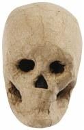 Papier Mache Skull 10cm High