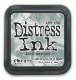Ranger Tim Holtz Iced Spruce Distress Ink Pad