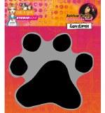 StudioLight Foam Stamp Paw