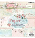 Studiolight Paper Pad, Lovely Moments Nr.124