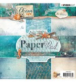 """Paper Pk 6x6"""" Studiolight Ocean View Nr.117"""