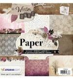 "Paper Pk 6x6"" StudioLight  Winter Days No.99"