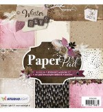 "Paper Pk 6x6"" StudioLight  Winter Days No.100"