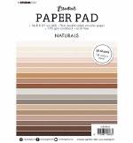 Studiolight SL Paper Pad Double Sided Unicolor Naturals Essentials Nr.6