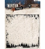 Clear Stamp StudioLight Winter Trails Nr.304