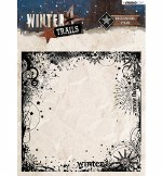 Clear Stamp StudioLight Winter Trails Nr.305