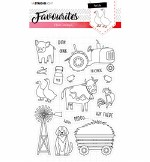 Clear Stamp Studiolight Favourites Nr. 424