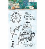 Clear Stamp Studiolight Ocean View Nr.366
