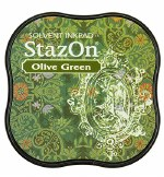 Staz-on Midi Olive Green