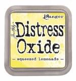 "Distress Oxide Pad 3x3"" Squeezed Lemon"