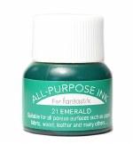 Ink 15ml All Purpose 21 Emerald