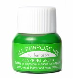 Ink 15ml All Purpose 22 Green Spring