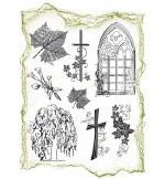 Clear Stamp Viva Condolences