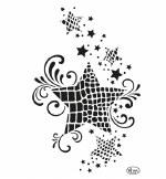 Viva Decor Star / Stern Animalprint