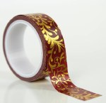 Washi Tape EP Gold Flourish