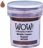 Wow! Emboss Powder 15ml Superfine Copper
