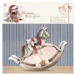 DoCrafts Decoupage Card Kit Wellington