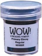 Wow! Emboss Powder R Ebony