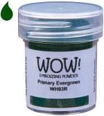 Wow! Emboss Powder R Evergreen