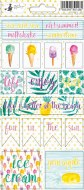 Word Stickers Piatek Summertime #2