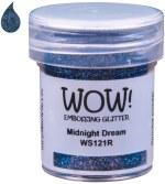 Wow! Emboss Powder 15ml Regular Midnight Dream