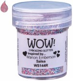 Wow! Emboss Powder R Mistletoe Magic