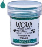 Wow! Emboss Powder R Emerald