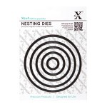 XCut Die Nesting Circle