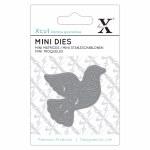 Xcut Die Mini Filigree Dove