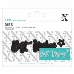 XCut Mini Sentiment Die (3pcs) Best