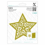 XCut Dies (1pc) Filigree Christmas